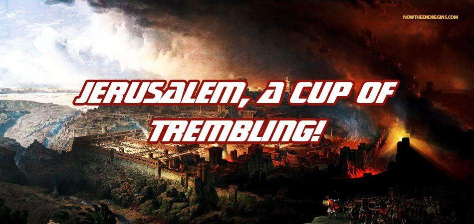 JERUSALEM A BURDENSOME STONE